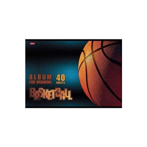 Альбом Hatber 3D Спортклуб набор тетрадей hatber классика 12т5в2
