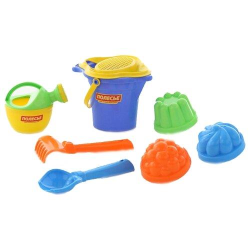Фото - Набор Полесье №154 4948 полесье набор игрушек для песочницы 468 цвет в ассортименте
