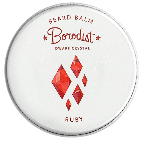 Borodist Бальзам для бороды Ruby