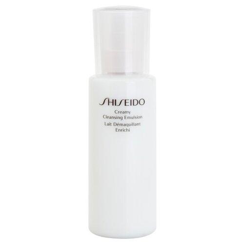 Shiseido эмульсия для снятия эмульсия shiseido creamy cleansing emulsion