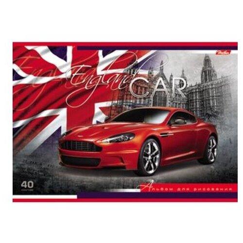 Альбом Hatber Country Cars набор тетрадей hatber классика 12т5в2