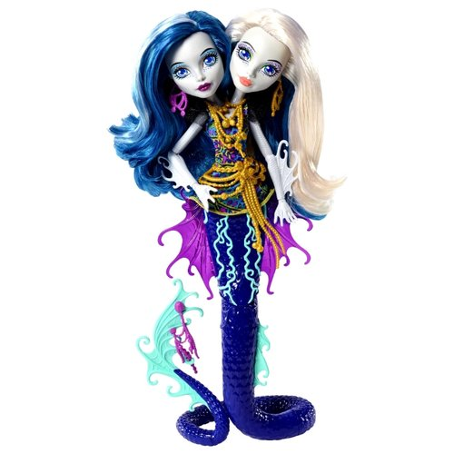 Фото - Кукла Monster High Большой кукла элль иди boo york monster high