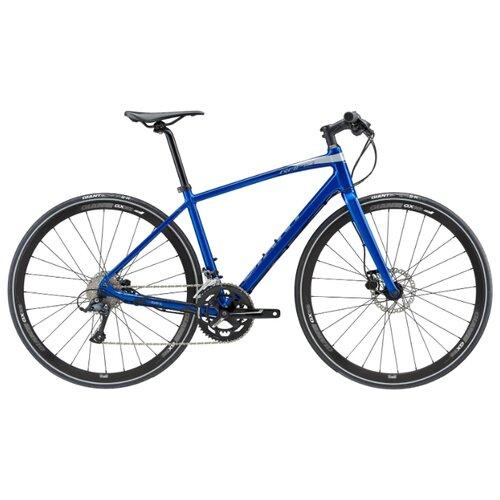 Шоссейный гибрид Giant Rapid 2 велосипед giant rapid 1 2018