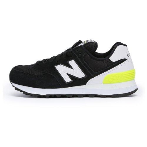 Кроссовки New Balance 574 Suede кроссовки мужские new balance 574 цвет зеленый ml574epf d 393 размер 8 40 5