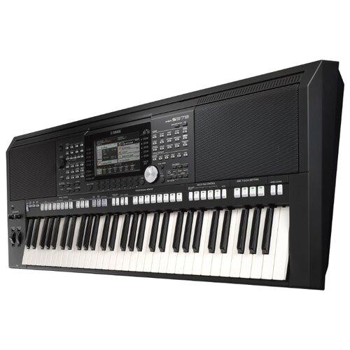Синтезатор YAMAHA PSR-S975 синтезатор yamaha psr ew300 black