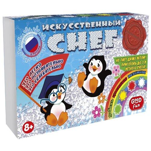 Набор Good Fun Искусственный набор для опытов good fun искусственный снег большой набор gf008