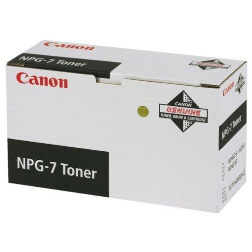 Фото - Картридж Canon NPG-7 BK 1377A003 процессор amd ryzen 7 3700x oem 100 000000071