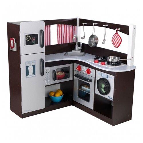 Фото - Кухня KidKraft 53302 деревянная кухня kidkraft uptown espresso 53260 ke