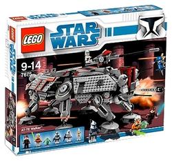 Конструктор LEGO Star Wars 7675 Шагоход AT-TE