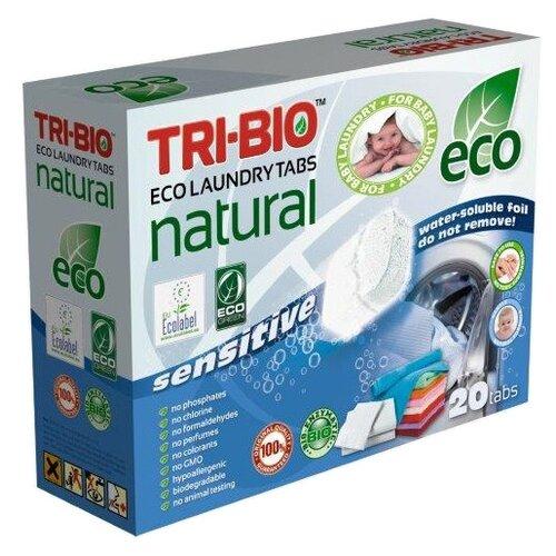 Таблетки TRI-BIO Эко для стирки el tri monterrey