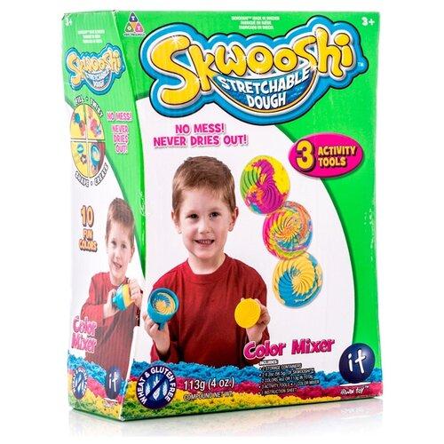 Масса для лепки Skwooshi Набор набор для творчества skwooshi игровой масса для лепки и аксессуары