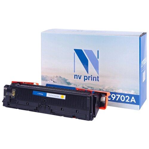 Фото - Картридж NV Print C9702A для HP картридж nv print cf380x для hp