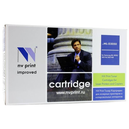 Фото - Картридж NV Print ML-D3050A для картридж nv print 006r01461 для