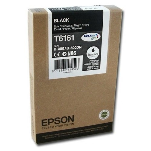 Фото - Картридж Epson C13T616100 картридж epson c13t616100 для epson b300 черный