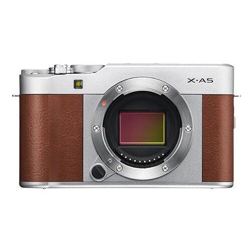 Фото - Фотоаппарат Fujifilm X-A5 Body фотоаппарат fujifilm x100f