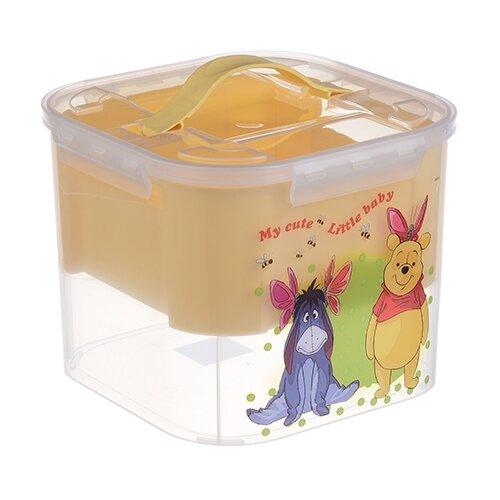 Фото - Контейнер IDEA Disney 7 л М контейнер sagitta 1 7 л dosh i home контейнер sagitta 1 7 л