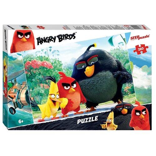 Пазл Step puzzle Rovio Angry