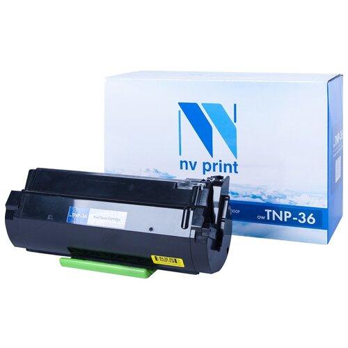 Фото - Картридж NV Print TNP-36 для officina 36 джинсовая рубашка