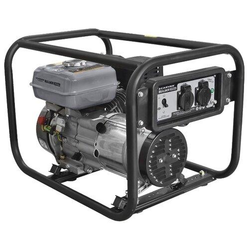 Бензиновый генератор Carver