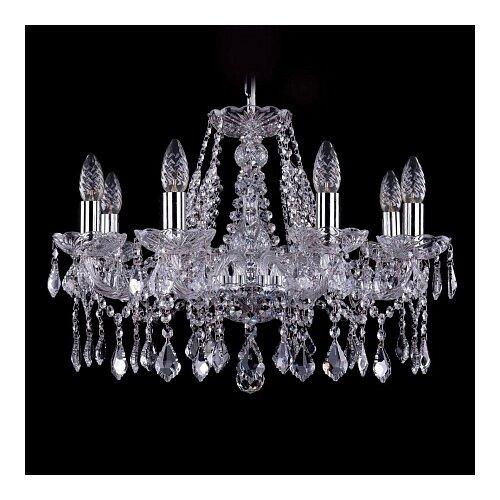 Ivele Bohemia 1413 8 200 Ni люстра bohemia ivele crystal 1413 1413 8 200 g