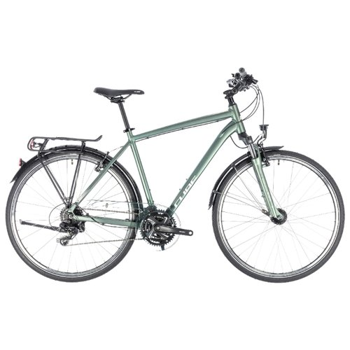 Дорожный велосипед Cube Touring велосипед cube touring pro 2013