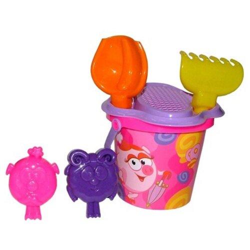 Фото - Набор Полесье Смешарики XII 0047 полесье набор игрушек для песочницы 468 цвет в ассортименте
