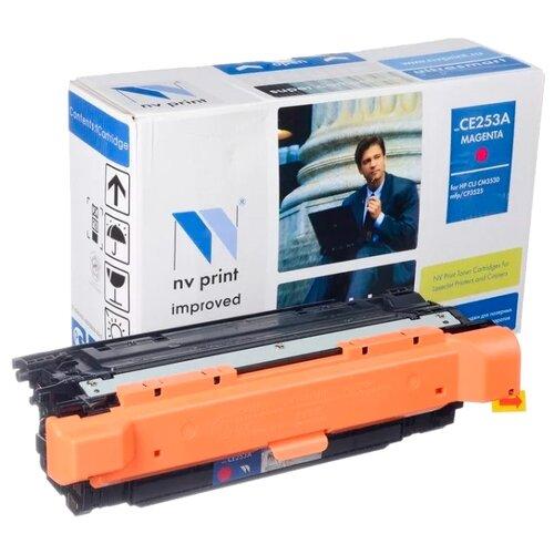 Фото - Картридж NV Print CE253A для HP картридж nv print cf380x для hp