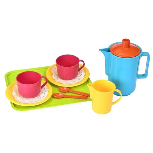 Фото - Набор посуды Росигрушка росигрушка игрушечный чайный набор большая компания