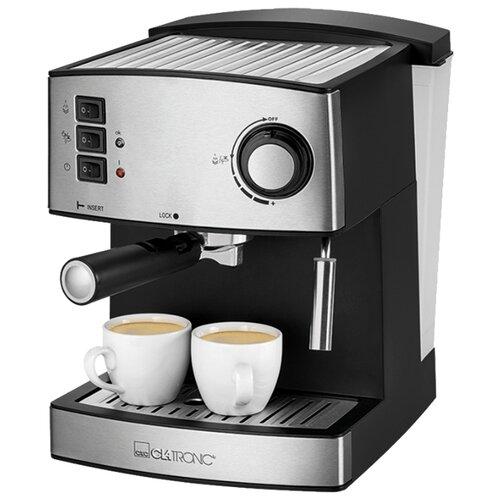 Кофеварка рожковая Clatronic