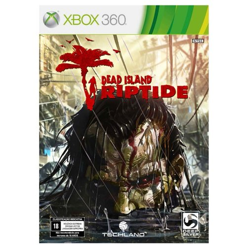 Dead Island: Riptide engrained engrained deep rooted
