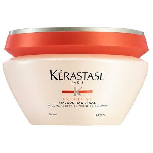 Kerastase Nutritive Magistral наноэмульсия акваолеум 4 ампулы по 12 мл kerastase nutritive