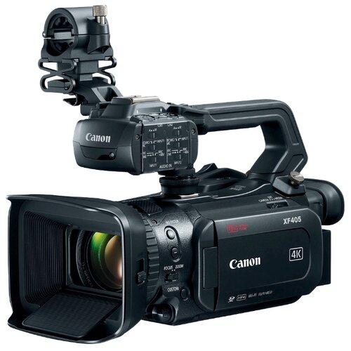 Фото - Видеокамера Canon XF405 видеокамера canon xc15