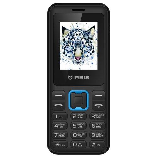 Телефон Irbis SF50 сотовый телефон irbis sf50 black