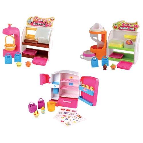 Игровой набор Moose Shopkins moose игровой набор moose cutie car машинка с мини фигуркой shopkins peely apple wheels
