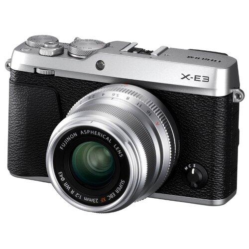 Фото - Фотоаппарат Fujifilm X-E3 Kit фотоаппарат fujifilm x t2 kit