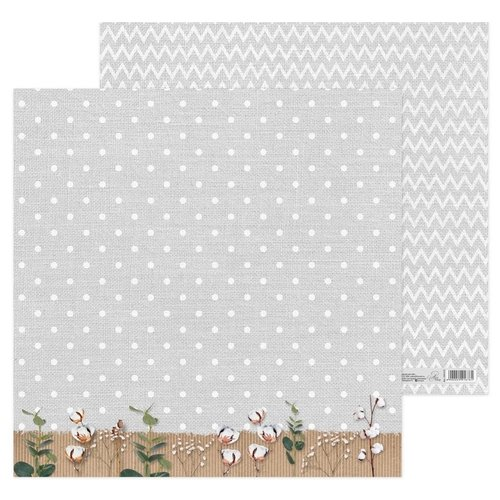 Бумага Арт Узор 30.5x30.5 см 1