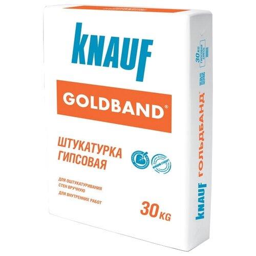 Штукатурка KNAUF Goldband 30 кг лента уплотнительная knauf дихтунгсбанд 30 мм x 30 п м
