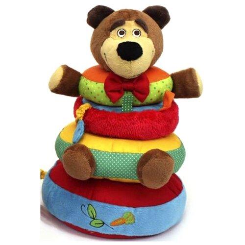 Пирамидка Simba Маша и Медведь simba домик маши маша и медведь simba