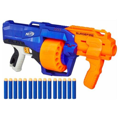 nerf бластер n strike elite quadrant Бластер Nerf N-Strike Элит