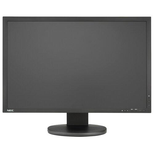 Монитор NEC MultiSync PA243W 24 монитор nec ea241wu lcd s w 24