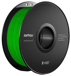 Z-ABS пруток Zortrax 1.75 мм зеленый