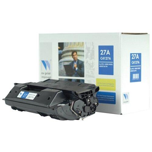 Фото - Картридж NV Print C4127A для HP колье coeur de lion 4852 10 1620