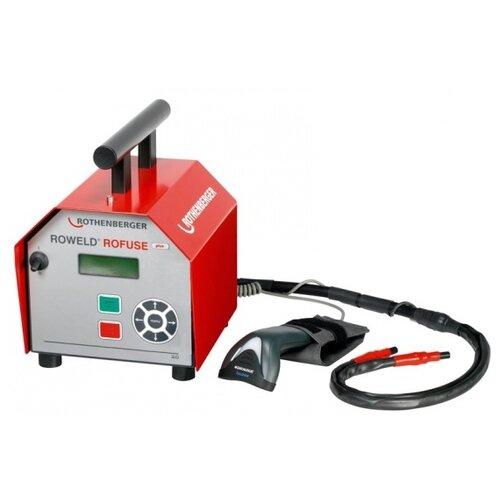 Аппарат для электромуфтовой рукавица rothenberger 72121