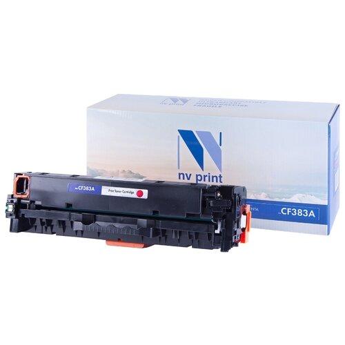 Фото - Картридж NV Print CF383A для HP картридж nv print q7581a для hp