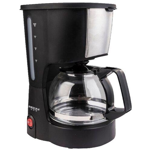 Кофеварка DELTA LUX DL 8161