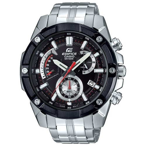 Фото - Наручные часы CASIO EFR-559DB-1A мужские часы casio efr 556tr 1a