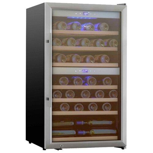Винный шкаф Cold Vine C66-KSF2 холодильник cold vine sc 49