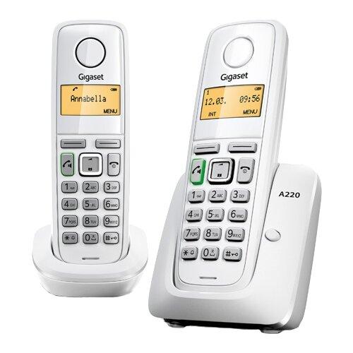 Радиотелефон Gigaset A220 Duo радиотелефон