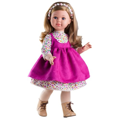 Кукла Paola Reina Альма 60 см paola reina кукла лидия 60 см paola reina