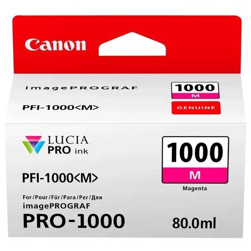 Фото - Картридж Canon PFI-1000M 0548C001 картридж canon pfi 106g 6628b001